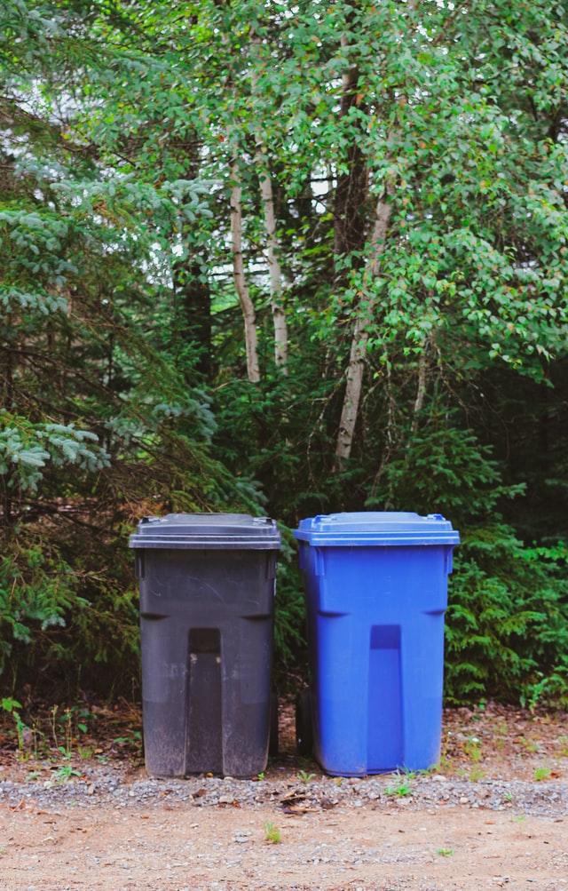 Bin skip rubbish canberra